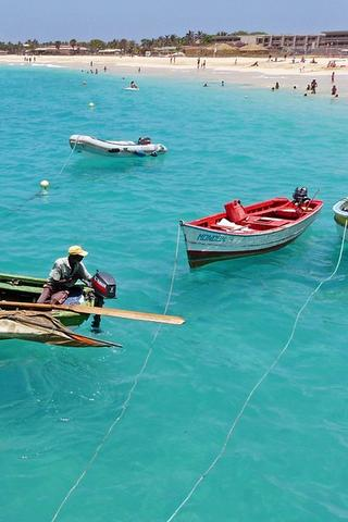 Fisherman, Cape Verde