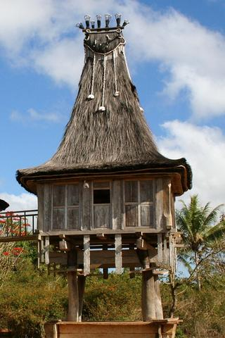 Traditional Architecture, East Timor
