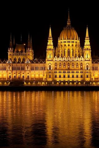 Hungarian Parliment, Hungary