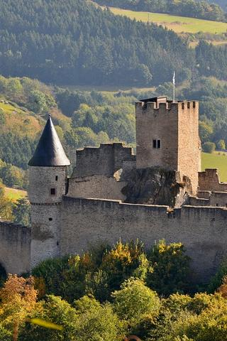 Castle, Luxembourg